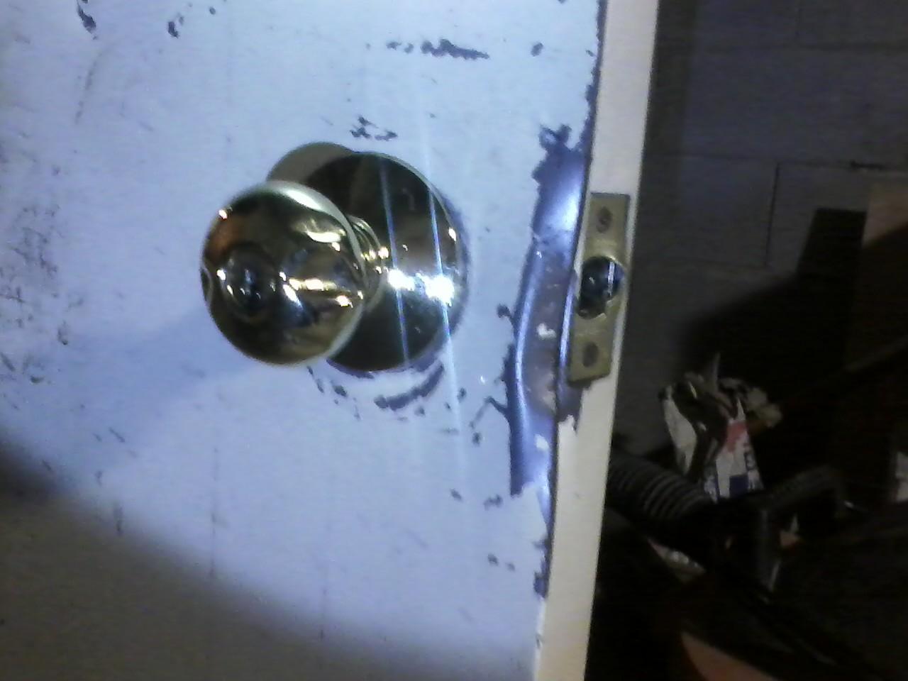 harrison door closer install