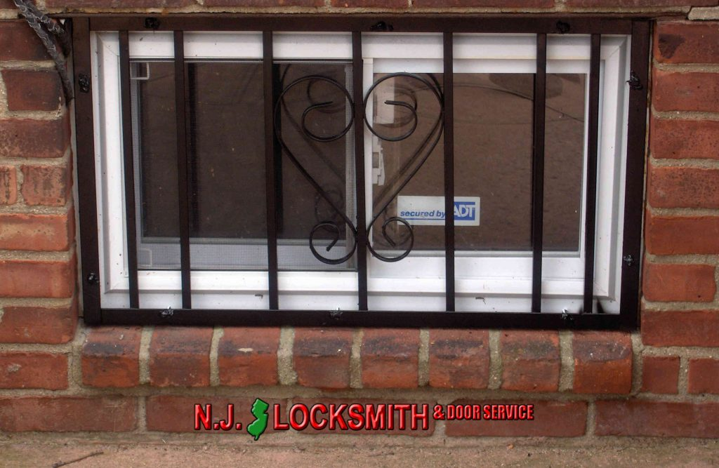 Commercial Security Bars For Windows