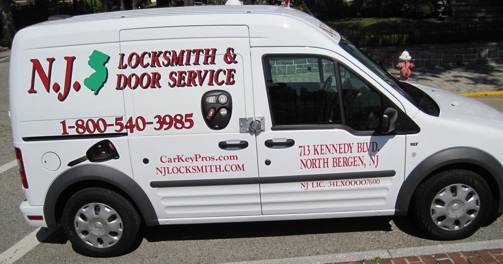 Jersey City Car Locksmith